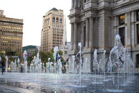 Dilworth Park - Ryan Powell
