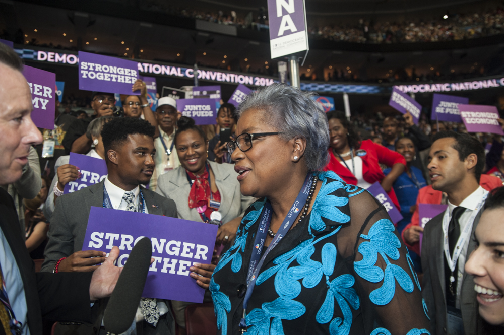 Democratic National Convention  2016 Day 3