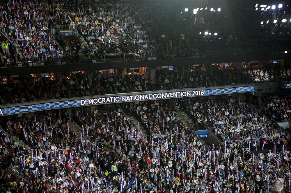 Democratic National Convention  2016 Day 1