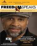 Freedom Theatre presents Freedom Speaks with Johnnis Hobbs Jr