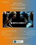 Here Comes!!! A New Challenger!!! Mortal Kombat X Tournament