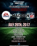 Here Comes!!! A New Challenger!!! Summer Series - Madden 17 Tournament