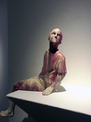 The Clay Studio -  Christina West's Untitled